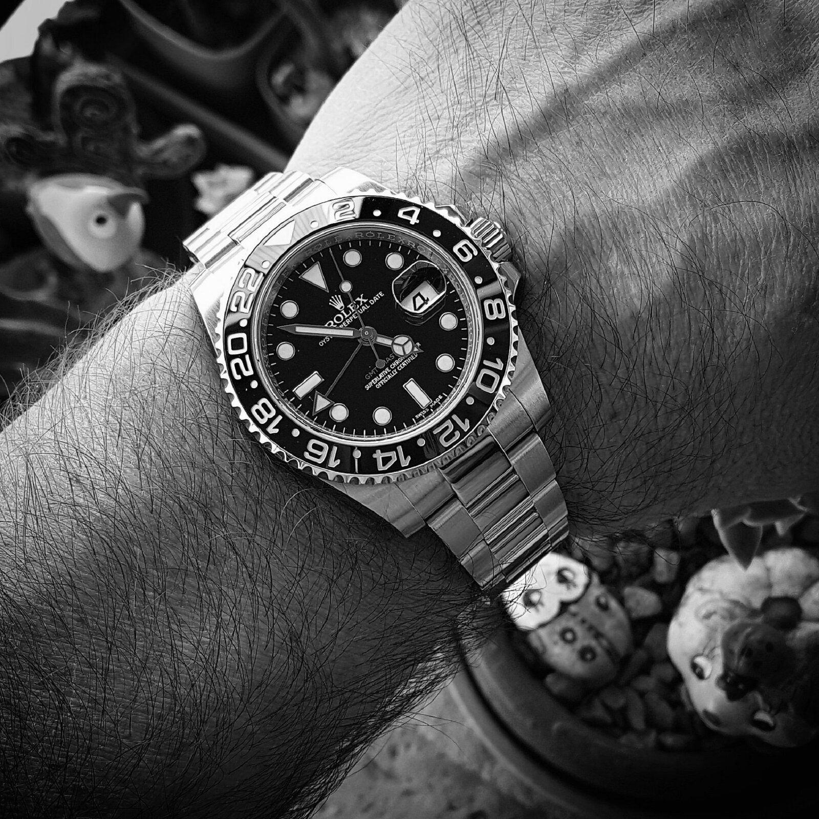 Rolex GMT Master II 40mm Ref 116710LN (B&W) (1).jpg