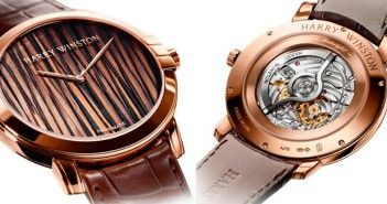Harry Winston Watches. Midnight Collection