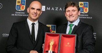 Grubel-Forsey, ganadores del la Aiguille d'Or