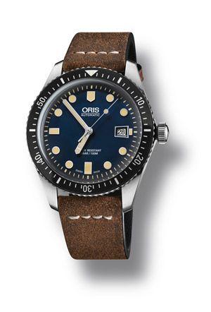 Oris Divers 65, de atractiva inspiración náutica