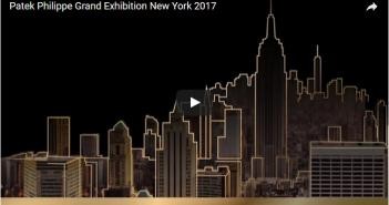 Patek Philippe en la Muestra Histórica de E.E.U.U- The Art Of Watches Grand Exhibition 2017