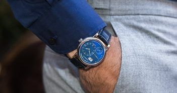 Serie Azul de A. Lange & Söhne