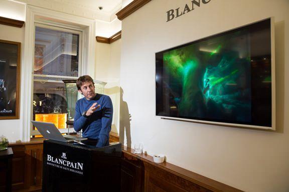 Laurent Ballesta gana el premio Wildlife Potographer of the Year-Blancpain-Relojes Especiales