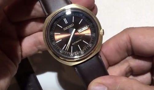 Review del Seiko Ufo 1969 de Nicol's para Relojes Especiales