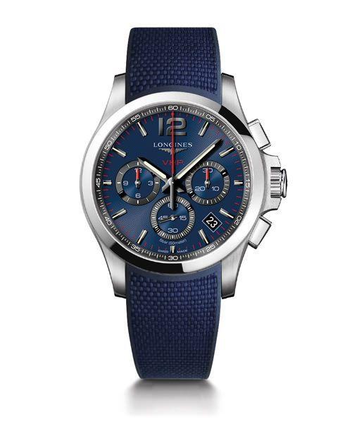 Cronógrafos Conquest V.H.P. de Longines- Relojes Especiales