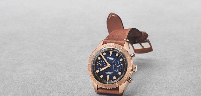 Oris Carl Brashear Chronograph Limited Edition-Relojes Especiales