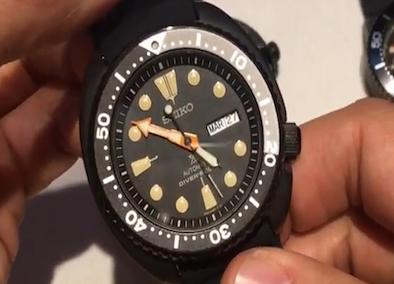 review nicols seiko black series relojes especiales 1