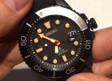 review nicols seiko black series relojes especiales 2