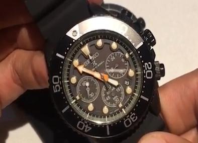 review nicols seiko black series relojes especiales 3