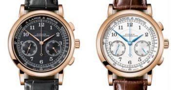 Modelos del 1815 CRONÓGRAFO en oro rosa - Relojes Especiales
