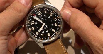 Relojes Especiales lanza vídeo: Hamilton Khaki Mechanical 2018