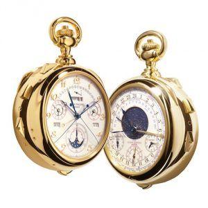 Valores Patek Philippe: innovación - Relojes Especiales