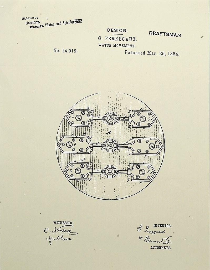 Patente GP Tres puentes