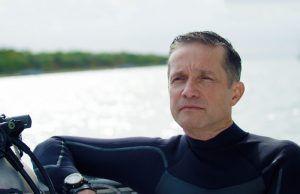 Fabien Cousteau es el nuevo embajador de Seiko Prospex