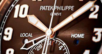 Relojes Especiales te muestra una nueva versión: elCalatrava Pilot Travel Time de Patek Philippe