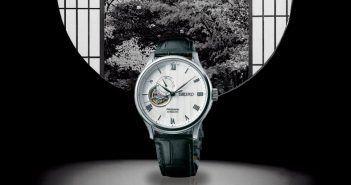 Relojes Especiales te muestra una nueva edición limitada de la Colección Seiko Presage inspirada en jardines japoneses
