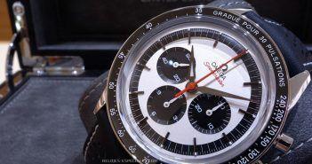 Relojes Especiales y la nueva edición del Omega Speedmaster CK-2998