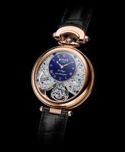 El viaje de Bovet - orígenes de esta marca relojera suiza