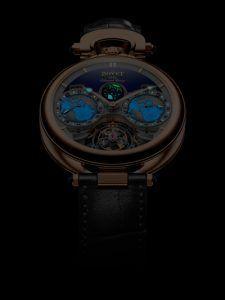 El viaje de Bovet - marca relojera suiza