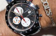 Review Tag Heuer Carrera Vintage de Nicol's para Relojes Especiales