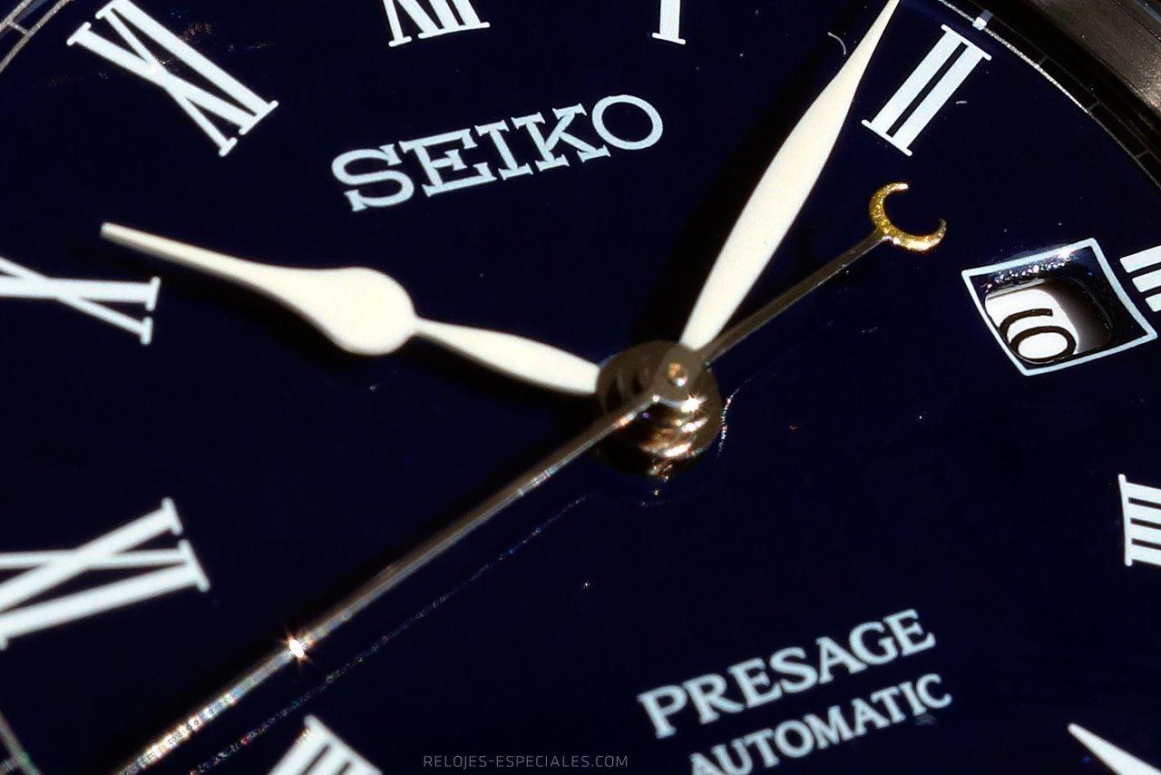 Seiko Presage Byakudan- Relojes Especiales