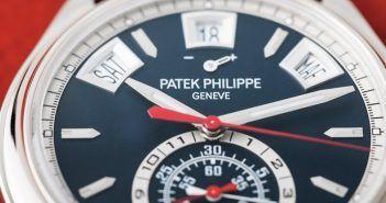 Relojes Especiales te muestra el nuevo modelo Patek Philippe 5960-01G