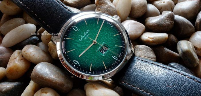 Relojes Especiales te muestra el Glashütte Original Sixties Panorama Date