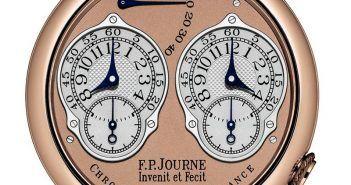 Chronomètre a Résonance de F.P. Journe