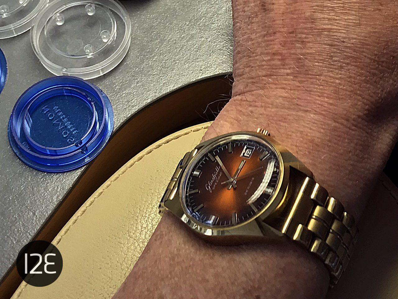 Reloj GUB