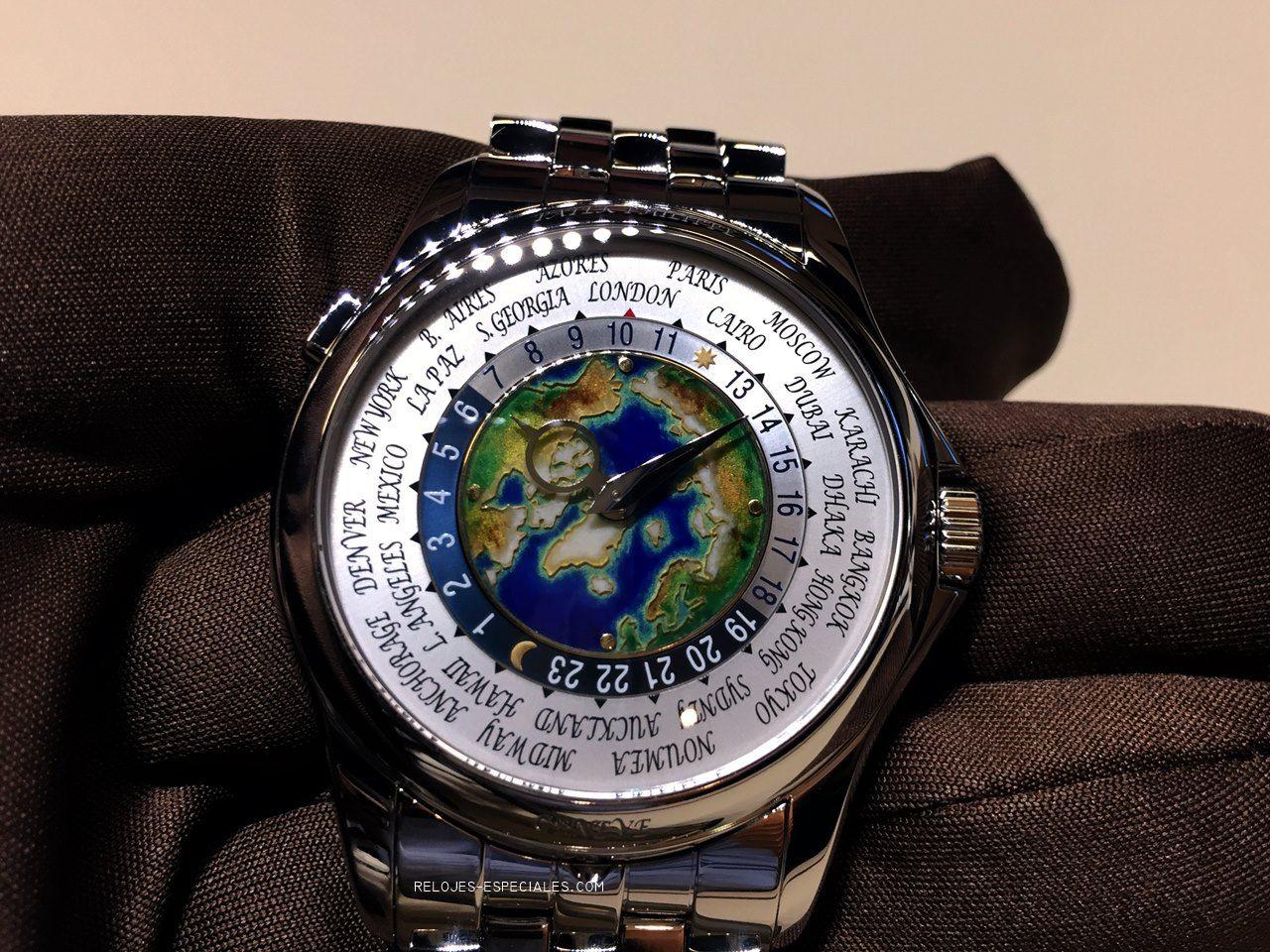 Patek Horas Mundiales