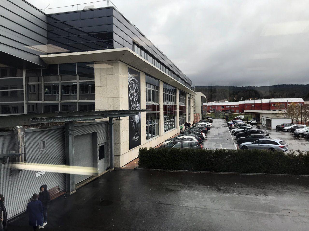 Edificio Manufactura Breguet