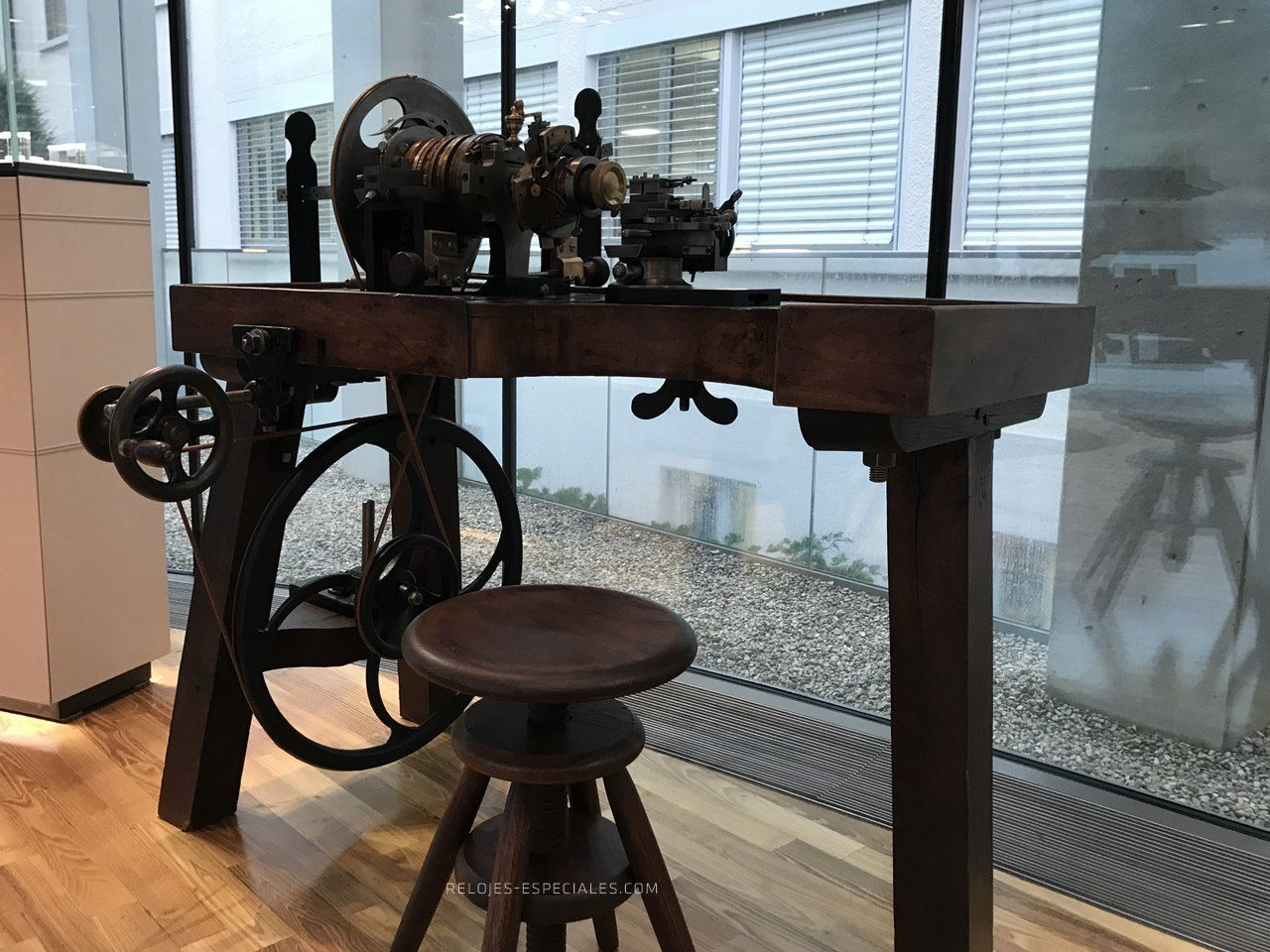 Maquina de Guillochage
