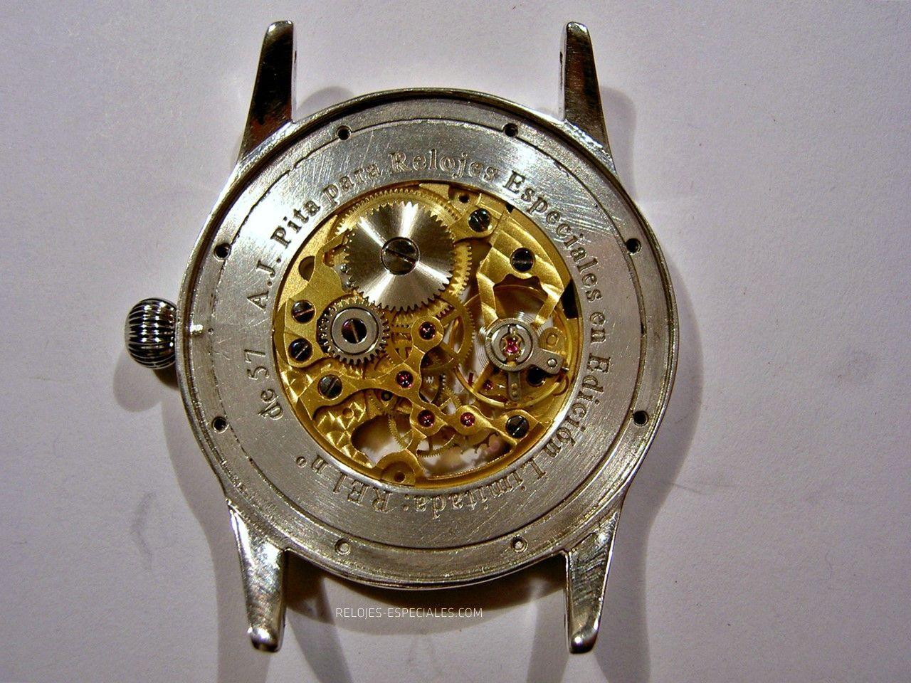Sólo 57 relojes